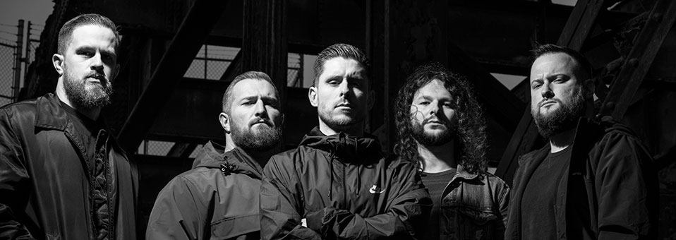 "Whitechapel launches live videos for ""Forgiveness Is Weakness"", ""Brimstone"", ""When a Demon Defiles a Witch"" via RevolverMag.com"