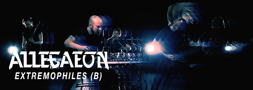 "Allegaeon launches video for new single, ""Extremophiles (B)"""