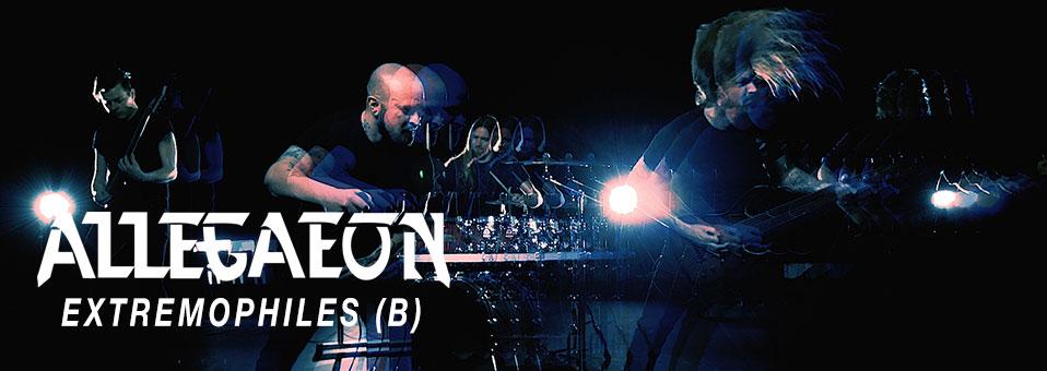 """Allegaeon veröffentlichen Video zur neuen Single """"Extremophiles (B)""""!"""
