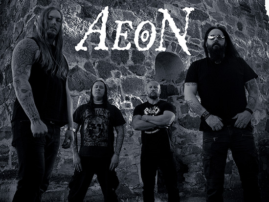 Swedish Death Metallers AEON to unleash fourth full-length ...