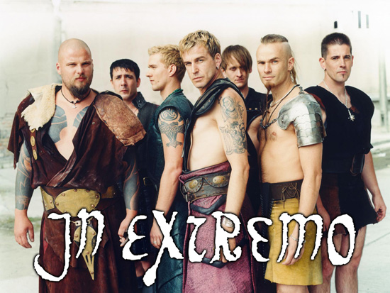 In Extremo | Metal Blade Records