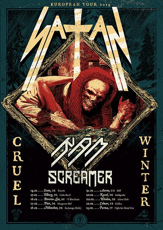 22-02-2019:Satan + Ram & Screamer @ Le Grillen Colmar Satan-ram