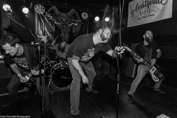 Brimstone Coven | Metal Blade Records