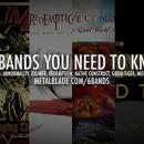 """Metal Blade Records veröffentlichen neue Edition von """"6 Bands in 60 Seconds"""""""
