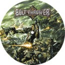 BOLT THROWER to release limited Picture Disc of 'Honour Valour Pride' in September!