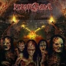 "Fleshcrawl ""As Blood Rains from the Sky…We Walk the Path of Endless Fire"""