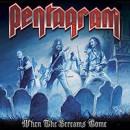 Metal Blade veröffentlichen PENTAGRAM Livealbum 'When The Screams Come' zum ersten Mal überhaupt auf Vinyl!
