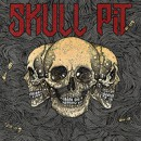 SKULL PIT feat. Mem of EXUMER and Tatsu of CHURCH OF MISERY releases third single 'Blood Titan'!