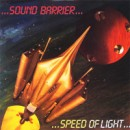 "Sound Barrier ""Speed of Light"""