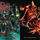 Metal Blade to re-issue VOMITORY classics 'Blood Rapture' and 'Revelation Nausea' on vinyl!