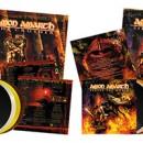 Metal Blade legen am 19. Mai die beiden AMON AMARTH-Alben 'The Crusher' und 'Versus The World' im Rahmen ihrer MB Originals Vinylreihe neu auf!