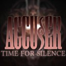 Accuser releases lyric video for second single 'Time for Silence' taken off new album 'The Mastery'!