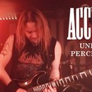 ACCUSER are releasing live video clip for 'Unreal Perception'!