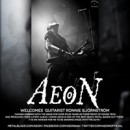 AEON announces new guitarist Ronnie Björnström!