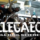 "ALLEGAEON launches ""All Hail Science"" performance video online!"