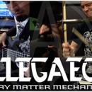 """Allegaeon veröffentlichen neuen Song """"Gray Matter Mechanics"""" auf Bandcamp – die erste Aufnahme mit ihrem neuen Sänger Riley McShane!"""