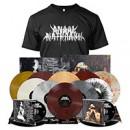 Anaal Nathrakh: 'The Codex Necro' und 'Total Fucking Necro' CD und LP Reissues ab sofort über Metal Blade Records verfügbar!