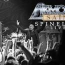 """Armored Saint veröffentlichen neue CD/DVD, 'Symbol of Salvation Live', weltweit und bringen Live-Video zu """"Spineless"""" heraus"""