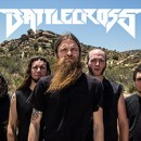BATTLECROSS to enter the studio next month!