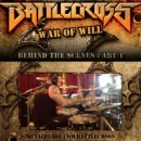 "BATTLECROSS post ""War of Will"" behind the scenes studio video!"
