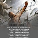 BATTLECROSS announces European dates for the summer!