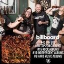 The Black Dahlia Murder steigen auf #45 der Billboard Top 200 Charts und auf #66 in den offiziellen deutschen Albumcharts ein!