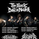 THE BLACK DAHLIA MURDER to kick off European tour this Sunday at Graspop!