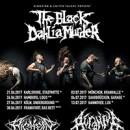 THE BLACK DAHLIA MURDER beginnen ihre Europatournee diesen Sonntag auf dem Graspop!