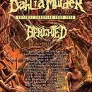 THE BLACK DAHLIA MURDER kündigen opening Bands für anstehende Europatour an!