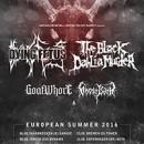 THE BLACK DAHLIA MURDER kündigen Sommerdates mit DYING FETUS, GOATWHORE und GHOST BATH an!