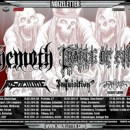IN SOLITUDE announces European tour with Behemoth and Cradle Of Filth!