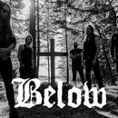 Swedish Doom band BELOW currently in the studio with Andy La Rocque!