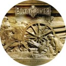BOLT THROWER to release limited Picture Disc of 'Those Once Loyal' next month!