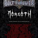 BOLT THROWER kündigen MORGOTH als ersten bestätigten Support für die Europatour im Herbst an!