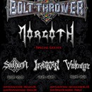 Bolt Thrower European tour to feature support from Morgoth, Soulburn, Incantation, and Vallenfyre