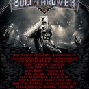 BOLT THROWER announce European tour for the fall!