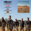 "BETWEEN THE BURIED AND ME entering charts worldwide with new album ""Coma Ecliptic""!"