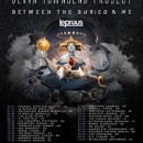 Between the Buried and Me kicking off 2017 in Europe as direct support to Devin Townsend Project!