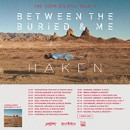 BETWEEN THE BURIED AND ME kündigen Europatour für den Herbst an!