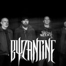 BYZANTINE signs worldwide deal with Metal Blade Records!