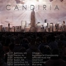 CANDIRIA premieres 'Wandering Light' video via DecibelMagazine.com