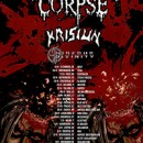 CANNIBAL CORPSE announces full European tour in April and May!