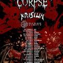 CANNIBAL CORPSE gehen im April und Mai auf ausgedehnte Europatour!