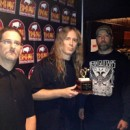 CANNIBAL CORPSE inducted into Buffalo Music Hall of Fame!