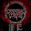CANNIBAL CORPSE announces European summer tour!