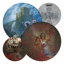 Metal Blade to release Picture Discs of 'Red Before Black' by CANNIBAL CORPSE and 'Conqueror's Oath' by VISIGOTH!