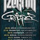 CRIPPER kündigen Co-Headlinetour mit IZEGRIM an!