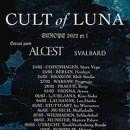 CULT OF LUNA kündigen Europatour für Februar 2022 mit ALCEST und SVALBARD an!