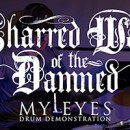 CHARRED WALLS OF THE DAMNED's Richard Christy launches drum play-through for new track, 'My Eyes'!
