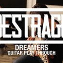 DESTRAGE launches guitar play-through for 'Dreamers' online